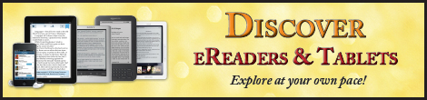 Discover eReaders & Tablets