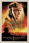 Lawrence of Arabia video cover