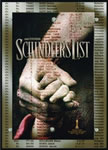 Schindler's List video cover