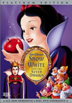 Snow White and the Seven Dwarfs video cover