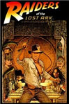 Raiders of the Lost Ark video cover