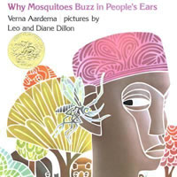 Why Mosquitoes Buzz in People's Ears book cover