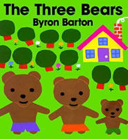 The Three Bears book cover
