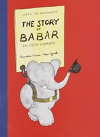The Story of Babar book cover
