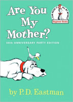Are You My Mother? book cover
