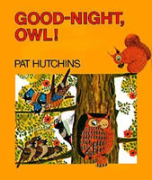 Goodnight Owl book cover