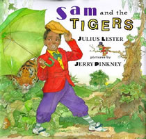 Sam and the Tigers book cover