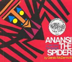 Anansi the Spider: A Tale from the Ashanti book cover