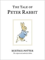 The Tale of Peter Rabbit book cover