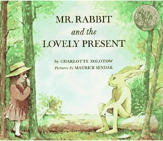 Mr. Rabbit and the Lovely Present book cover