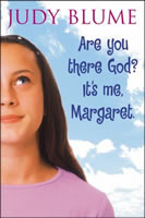 Are You There God? It's Me, Margaret book cover