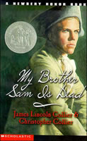 My Brother Sam Is Dead book cover