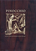 The Adventures of Pinocchio book cover