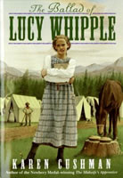 The Ballad of Lucy Whipple book cover