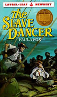 The Slave Dancer book cover