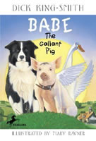 Babe, the Gallant Pig book cover
