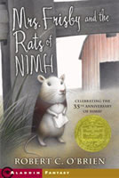 Mrs. Frisby and the Rats of NIMH book cover