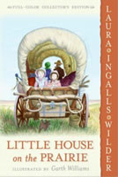 Little House on the Prairie book cover