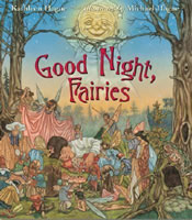 Good Night Fairies book cover