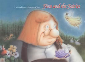Finn and the Faeries book cover