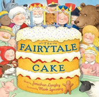 The Fairytale Cake book cover