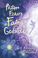 Philippa Fisher's Fairy Godsister book cover