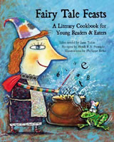 Fairy Tale Feasts book cover