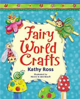 Fairy World Crafts book cover