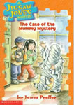 The Case of the Mummy Mystery book cover