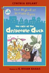 The Case of the Desperate Duck book cover