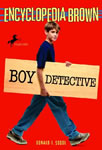 Encyclopedia Brown, Boy Detective book cover