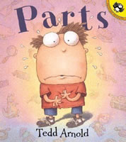 Parts book cover