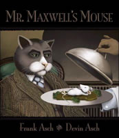 Mr. Maxwell's Mouse book cover