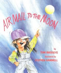Air Mail to the Moon book cover