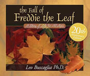 The Fall of Freddie the Leaf book cover