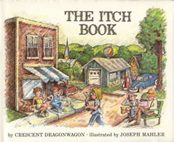 The Itch Book book cover