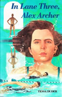 In Lane Three, Alex Archer book cover