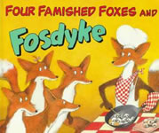 Four Famished Foxes and Fosdyke book cover