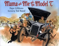 Mama and Me and the Model-T book cover