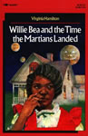 Willie Bea and the Time the Martians Landed book cover