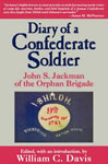 Diary of a Confederate Soldier: John S. Jackman of the Orphan Brigade book cover