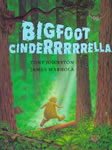 Bigfoot Cinderrrrrella book cover