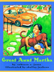 Great Aunt Martha book cover