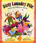 Dirty Laundry Pile: Poems in Different Voices book cover
