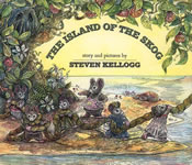 Island of the Skog book cover