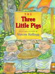 The Three Little Pigs book cover