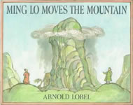 Ming Lo Moves the Mountain book cover