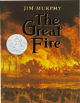 The Great Fire book cover