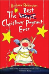 The Best Christmas Pageant Ever book cover