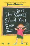 The Best School Year Ever book cover